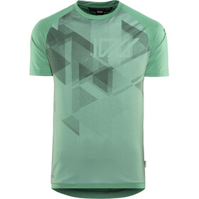 ION Traze AMP T-Shirt Kurzarm Herren sea green